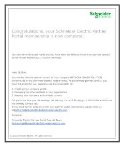 Schenider Electronics